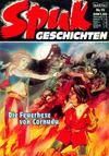 Cover for Spuk Geschichten (Bastei Verlag, 1978 series) #15