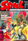 Cover for Spuk Geschichten (Bastei Verlag, 1978 series) #18