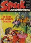 Cover for Spuk Geschichten (Bastei Verlag, 1978 series) #17