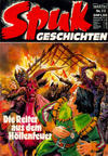 Cover for Spuk Geschichten (Bastei Verlag, 1978 series) #23