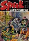 Cover for Spuk Geschichten (Bastei Verlag, 1978 series) #25