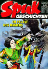Cover for Spuk Geschichten (Bastei Verlag, 1978 series) #24