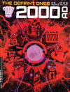 Cover for 2000 AD (Rebellion, 2001 series) #1972