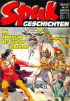 Cover for Spuk Geschichten (Bastei Verlag, 1978 series) #27