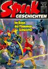 Cover for Spuk Geschichten (Bastei Verlag, 1978 series) #38