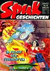 Cover for Spuk Geschichten (Bastei Verlag, 1978 series) #35