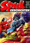 Cover for Spuk Geschichten (Bastei Verlag, 1978 series) #36