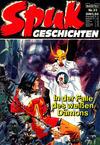 Cover for Spuk Geschichten (Bastei Verlag, 1978 series) #33