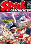 Cover for Spuk Geschichten (Bastei Verlag, 1978 series) #39