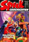 Cover for Spuk Geschichten (Bastei Verlag, 1978 series) #46
