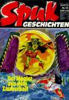 Cover for Spuk Geschichten (Bastei Verlag, 1978 series) #49