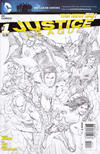 Cover Thumbnail for Justice League (2011 series) #1 [Seventh Printing]
