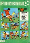 Cover for Fotball (Ernst G. Mortensen, 1986 series)