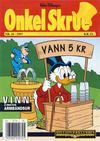Cover for Onkel Skrue (Hjemmet / Egmont, 1976 series) #16/1997