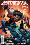 Cover Thumbnail for Deathmatch (2012 series) #1 [Second Print]