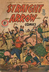 Cover for Straight Arrow Comics (Magazine Management, 1950 series) #15