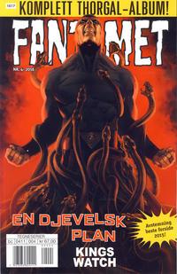 Cover Thumbnail for Fantomet (Hjemmet / Egmont, 1998 series) #4/2016
