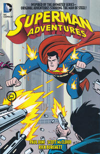Cover Thumbnail for Superman Adventures (DC, 2015 series) #1