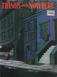 Cover Thumbnail for Things from Nowhere (Xulu Comics, 2002 series) #1