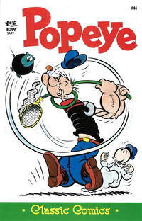 Cover Thumbnail for Classic Popeye (IDW, 2012 series) #44