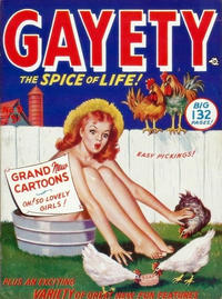 Cover Thumbnail for Gayety (Marvel, 1943 series) #9