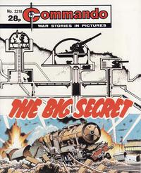 Cover Thumbnail for Commando (D.C. Thomson, 1961 series) #2218