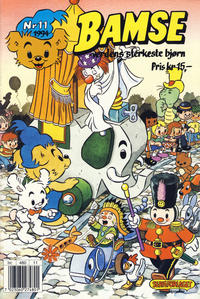 Cover Thumbnail for Bamse (Hjemmet, 1991 series) #11/1994