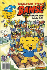Cover Thumbnail for Bamse (Hjemmet, 1991 series) #7/1995