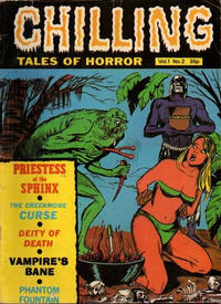 Cover Thumbnail for Chilling Tales of Horror (Portman Distribution, 1979 series) #2