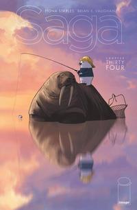 Cover Thumbnail for Saga (Image, 2012 series) #34