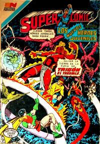 Cover Thumbnail for Supercomic (Editorial Novaro, 1967 series) #241