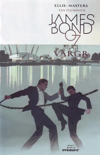Cover Thumbnail for James Bond (Dynamite Entertainment, 2015 series) #5