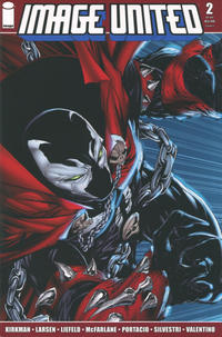 Cover Thumbnail for Image United (Image, 2009 series) #2 [Cover A]