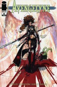 Cover Thumbnail for Avengelyne (Image, 2011 series) #6 [Cover C Riley Rossmo]