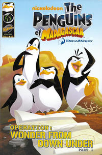 Cover Thumbnail for Penguins of Madagascar Operation: Wonder from Down Under (Ape Entertainment, 2010 series) #1