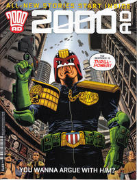 Cover Thumbnail for 2000 AD (Rebellion, 2001 series) #1973