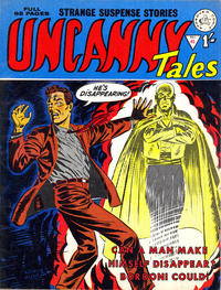 Cover Thumbnail for Uncanny Tales (Alan Class, 1963 series) #45