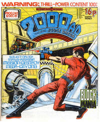 Cover Thumbnail for 2000 AD (IPC, 1977 series) #242