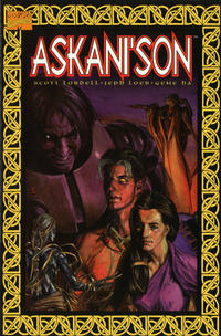 Cover Thumbnail for Askani'son (Marvel, 1997 series)
