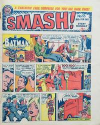 Cover Thumbnail for Smash! (IPC, 1966 series) #55