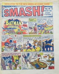 Cover Thumbnail for Smash! (IPC, 1966 series) #39