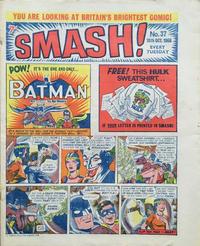 Cover Thumbnail for Smash! (IPC, 1966 series) #37