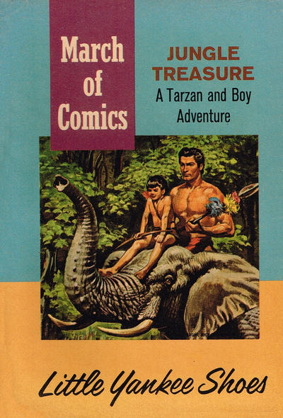 Cover for Boys' and Girls' March of Comics (Western, 1946 series) #223