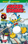 Cover for Kaczor Donald (Egmont Polska, 1994 series) #15/2012