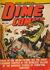 Cover for Dime Comics (Bell Features, 1942 series) #34