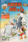 Cover for Anders And & Co. (Egmont, 1949 series) #3/1997