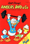 Cover for Anders And & Co. (Egmont, 1949 series) #17/1966