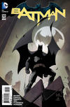Cover for Batman (DC, 2011 series) #50 [Greg Capullo Cover]