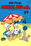Cover for Anders And & Co. (Egmont, 1949 series) #32/1967