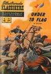 Cover for Illustrerede Klassikere (I.K. [Illustrerede klassikere], 1956 series) #45 - Under to flag